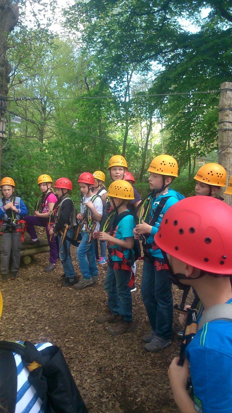steinhuder meer kletterpark